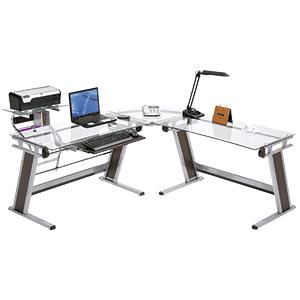 Escritorios para computadoras mublex ecuador for Oficina depot