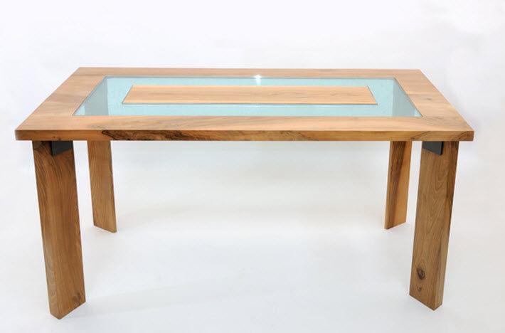 Mesas de madera mublex ecuador for Mesas esquineras de madera