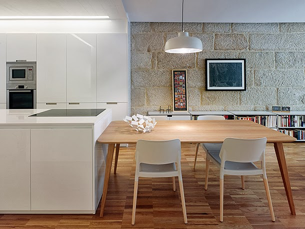 Stunning Mesas Cocina Madera Contemporary - Casas: Ideas & diseños ...