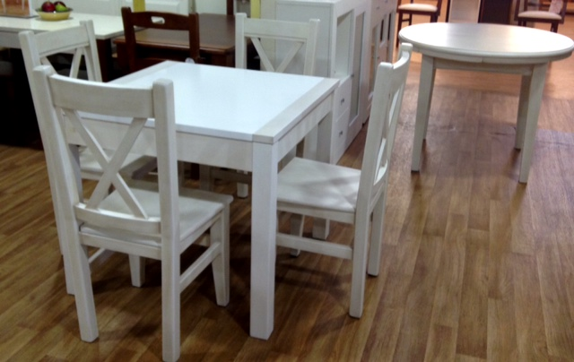 Mesas de madera - Mublex Ecuador
