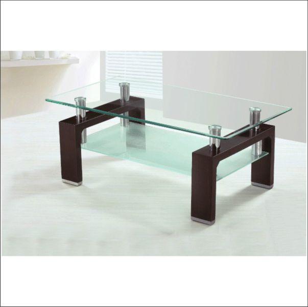 Mesas de vidrio mublex ecuador - Mesa centro madera y cristal ...