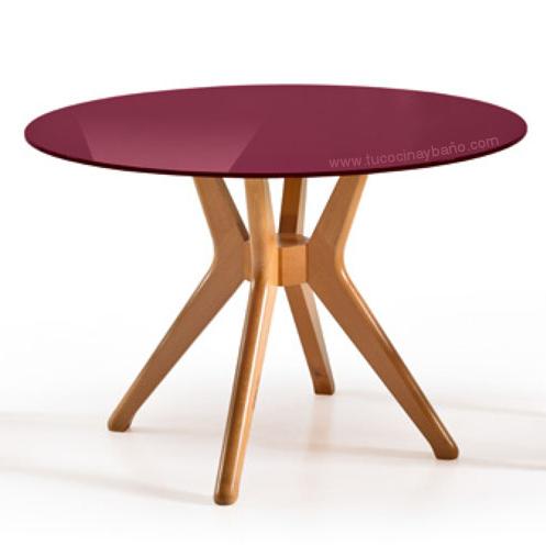 Mesas De Cocina Redondas - Arquitectura Del Hogar - Serart.net