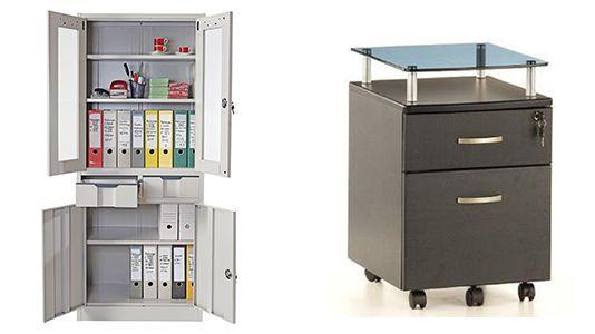 Archivadores metalicos mublex ecuador for Accesorios de oficina