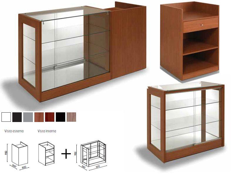 Mostradores de madera mublex ecuador - Mostradores de madera para negocios ...