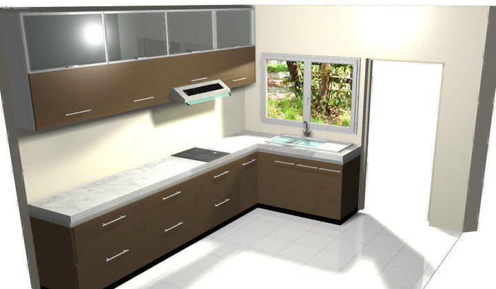 Muebles de melamina mublex ecuador for Muebles cocina modernos fotos