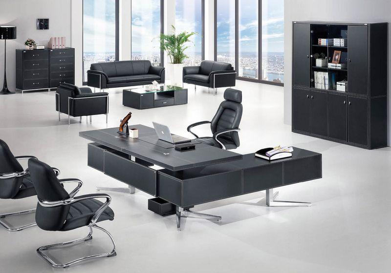 Muebles modernos mublex ecuador for Mobiliario de oficina moderno