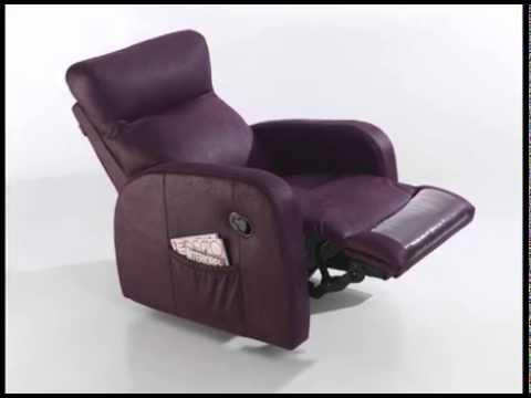 Sillas y Sillones reclinables - Mublex Ecuador